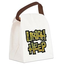 Uriah Heep Shirt Canvas Lunch Bag