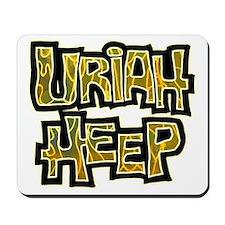 Uriah Heep Shirt Mousepad