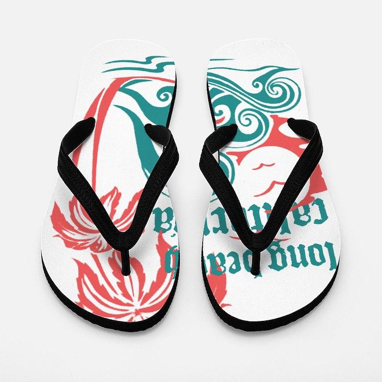 Wavefront Long Beach Flip Flops