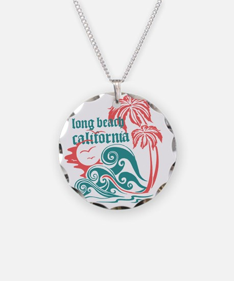 Wavefront Long Beach Necklace