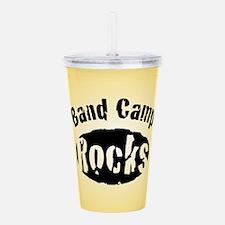 Band Camp Rocks Acrylic Double-wall Tumbler