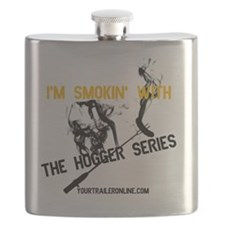 Smokin With the HOGGER Series Flask
