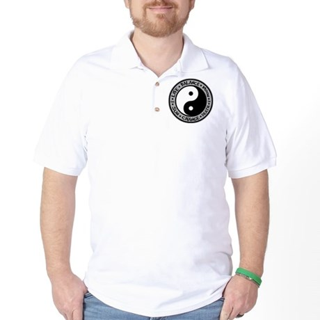 Yin & Yang Meanings Golf Shirt