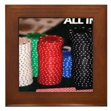 all in! Framed Tile