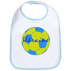 Flag of Ukraine / Soccer ball Bib