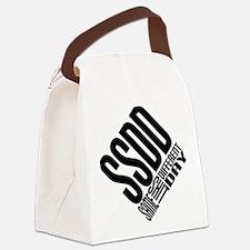 SSDD Canvas Lunch Bag