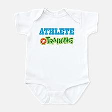 Athlete in Training Infant Bodysuit