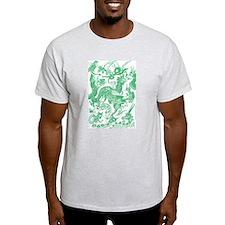 Jade Multidragon T-Shirt