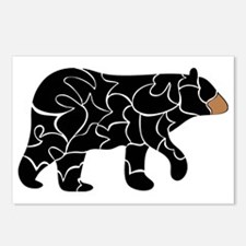 Wild - Black bear Postcards (Package of 8)