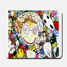 MILLIONS OF FACES - SEAN ART Mousepad