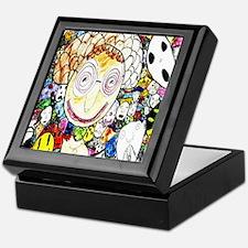 MILLIONS OF FACES - SEAN ART Keepsake Box