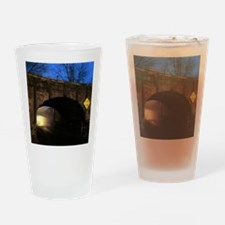 The Tunnel Drinking Glass
