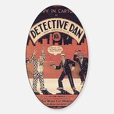 Dectective Dan Decal