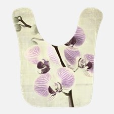 Light Orchids Bib