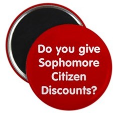 Sophomore Citizen Magnet