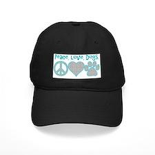 peace love dogs Baseball Hat