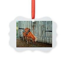 Rustys Break Ornament