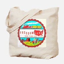 Freedomland Tote Bag