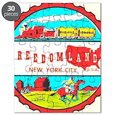 Freedomland Puzzle