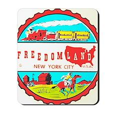 Freedomland Mousepad