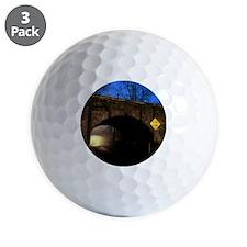 The Tunnel Golf Ball