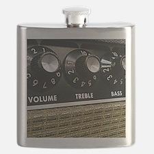 Vintage Amplifier Flask