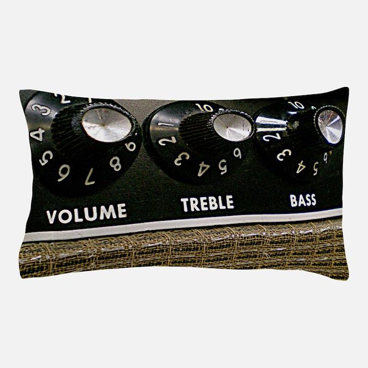 Vintage Amplifier Pillow Case