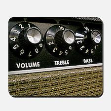 Vintage Amplifier Mousepad