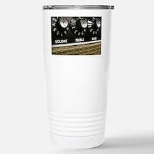 Vintage Amplifier Travel Mug
