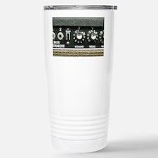 Amplifier Bass Instrume Travel Mug
