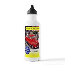 1946 studebaker truck  Water Bottle