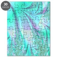 aqua lavender rug Puzzle