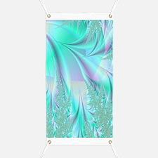 aqua lavender rug Banner