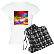 Abstract Clouds Pajamas