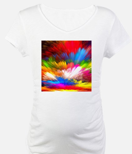 Abstract Clouds Shirt