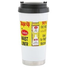 arden skim milk ad Travel Mug