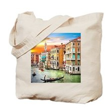 Venice Photo Tote Bag