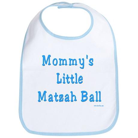 Mommy's Little Matzah Ball Passover Bib