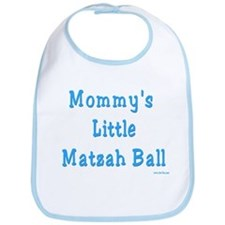 Mommy's Little Matzah Ball Passover Bib