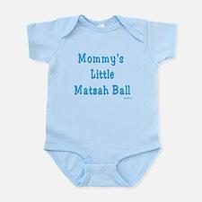 Mommy's Little Matzah Ball Passover Infant Bodysui