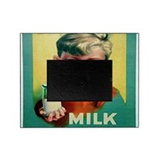 MILK makes MEN Picture Frame