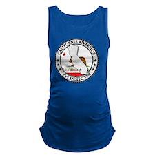 California Riverside LDS Missio Maternity Tank Top