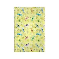 dragonflies curtain Rectangle Magnet