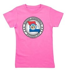 Missouri Independence LDS Mission State Girl's Tee
