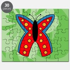 Butterfly Pillow Case Puzzle