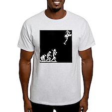 evolution-rocket-PLLO T-Shirt