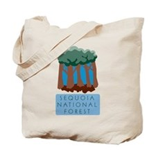 Sequoia National Forest Tote Bag
