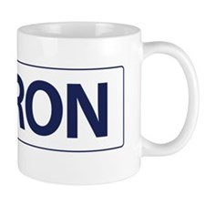 Obama Logo MORON Small Mug