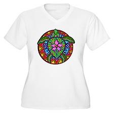 Sea Turtle Painti T-Shirt