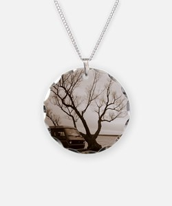 Vanagon by the Lake Necklace
